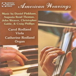 Cd cdcover americanweavings